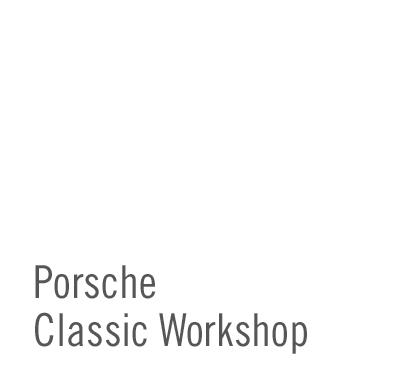 SCHAD Originale Porsche Classic Workshop
